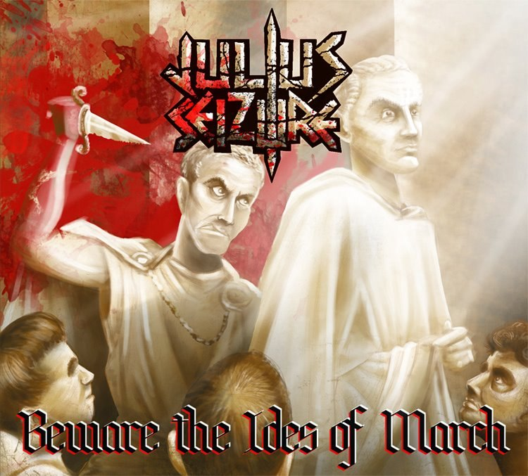 Julius Seizure - Beware The Ides Of March [EP] (2012)