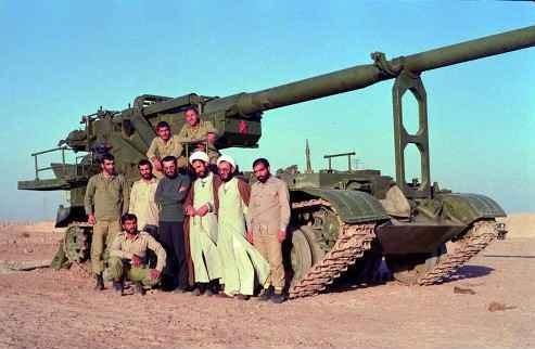 САУ М1978/M1989  «Коксан» (КНДР)