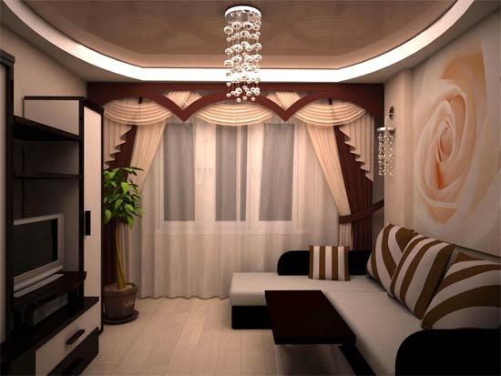 Зал в любом доме несет большую функциональную нагрузку, часто в этом помещении не только принимают гостей...