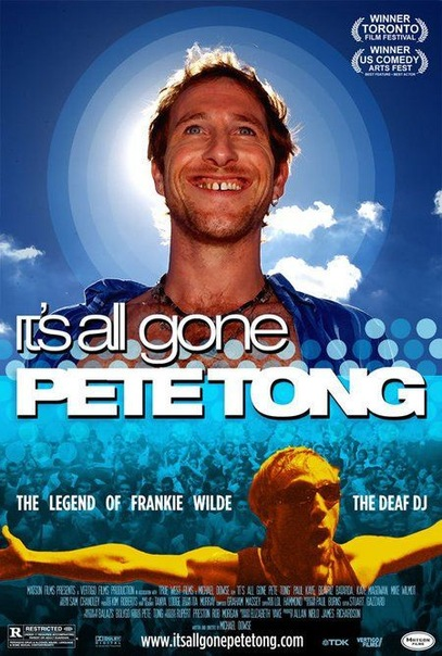 Глухой пролет / It's All Gone Pete Tong (2004) BDRip 720p