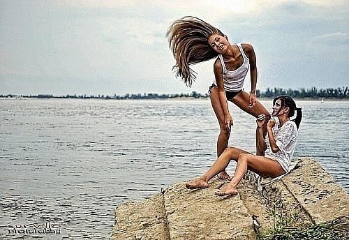 Летние - Девушки - Сурвилло Игорь.