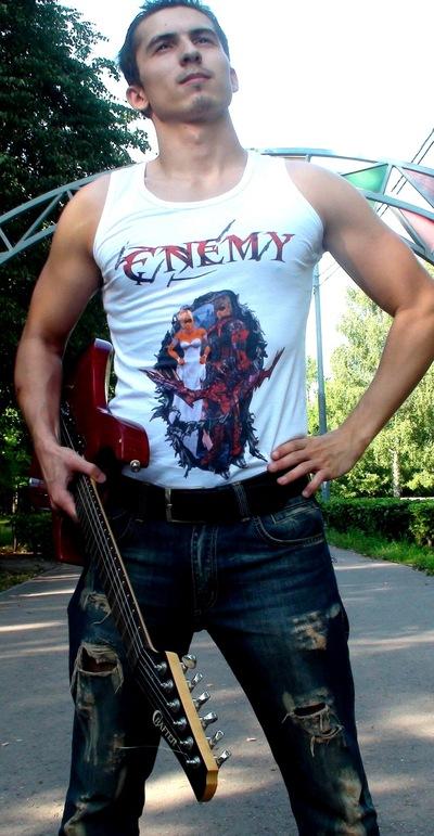 Кирил Денисович, 12 июля 1988, Одесса, id201895772