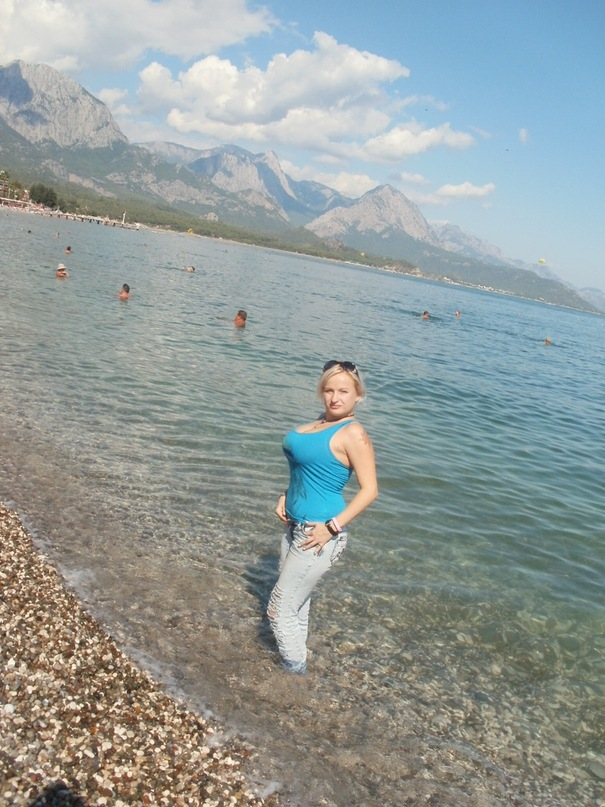 Мои путешествия. Елена Руденко. Турция. Кемер. 2011 г. Y_2b32648e