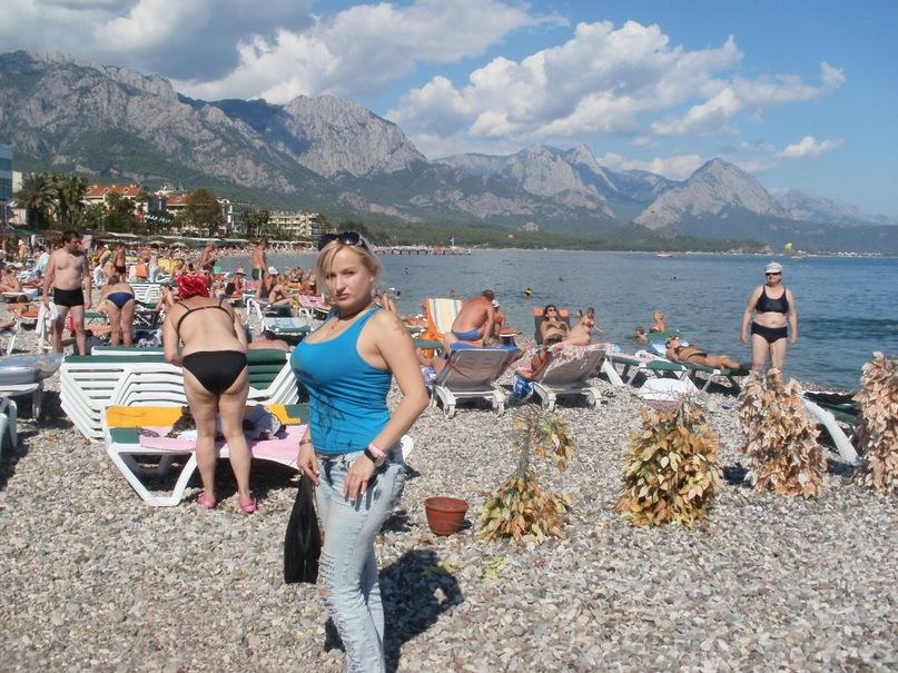 Мои путешествия. Елена Руденко. Турция. Кемер. 2011 г. Y_e857b0e6