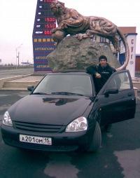 Алан Гагиев, 20 ноября , Владикавказ, id127851790
