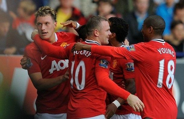 Игроки Юнайтед в своих сборных