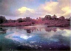 Банные источники Камчатки