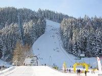 Курорт популярен и у сноубордистов - ровные склоны без камней представляют собой идеальное покрытие для катания на...