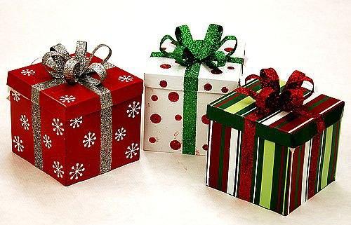 Подарков в этом году будет меньше.  19 октября 2009.