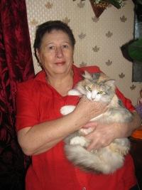 Кристина Широбокова-Венскович, 25 апреля 1954, Киржач, id173282208