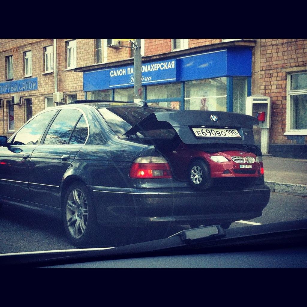 Девушки и BMW (78 фотографий) t - Сайт хорошего настроения 57