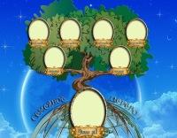 61.4 Мб Автор:DGalinka.  Опубликовал.  Теги. семейное дерево.  Dgalinka. рамка. psd.
