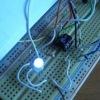 Схема управления RGB светодиодом.