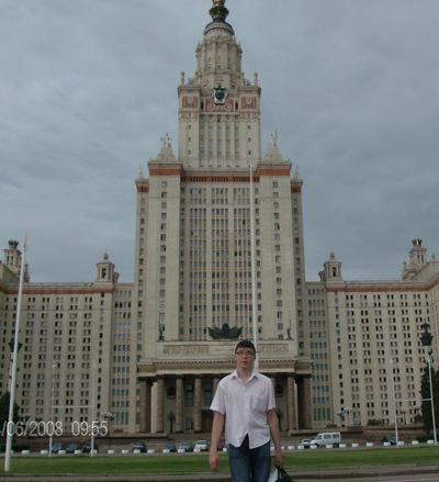 Акмал Худойбердиев, 15 сентября 1989, Москва, id11905816