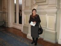 Вера Горелышева, 7 ноября , Санкт-Петербург, id169653772