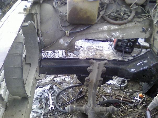 передние стойки на шевроле лачетти ремонт
