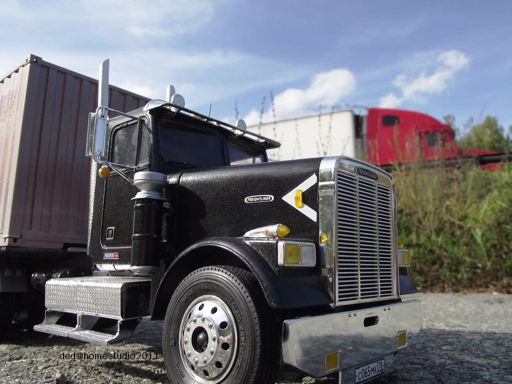 красивое фото грузовика