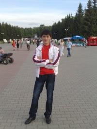 Nodirbek Abdurahimov, 19 сентября 1988, Москва, id124937541
