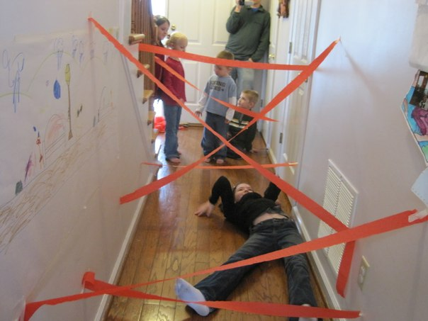 Квест в домашних условиях для детей