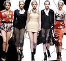 Именно Dolce & Gabbana ввел в моду рваные джинсы, а также бельевой стиль...