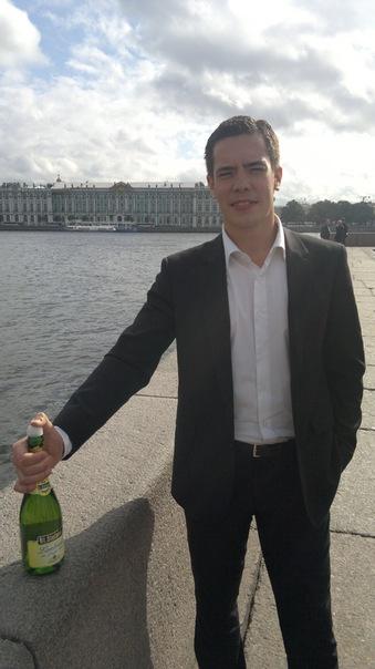 Николай Шаравьёв | Санкт-Петербург