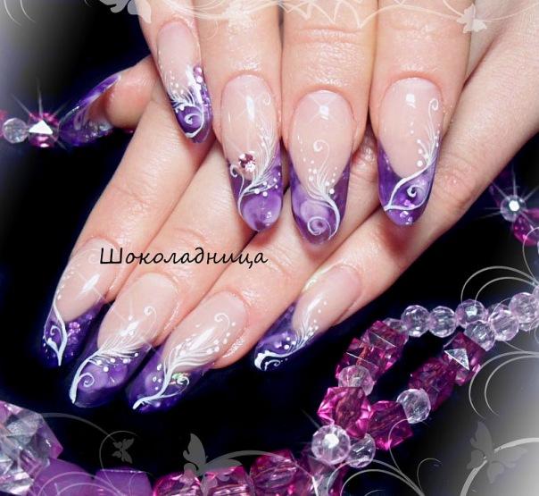 Красивые ногти • вконтакте
