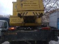 Пробег 210 тыс. км. Кран автомобильный КС 3575А грузоподъемностью 10 тонн с гидравлическим приводом предназначен для...