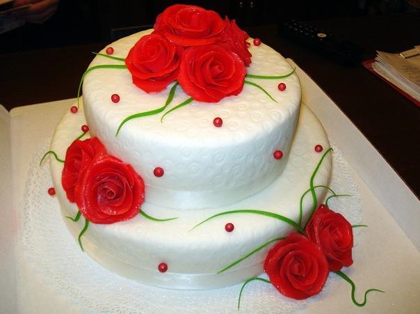 Что нужно знать о свадебных тортах?