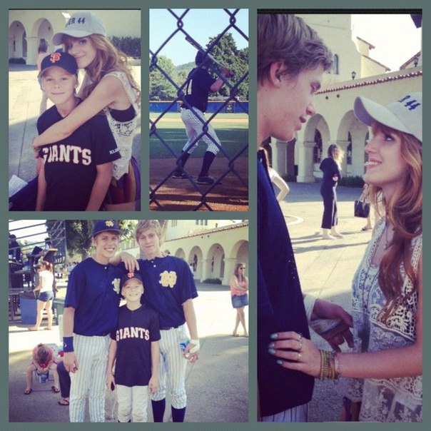 Garrett Backstrom And Kelli Berglund