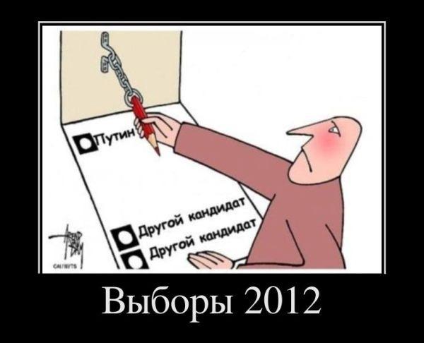 Путин или другой кандидат? Выборы 2012