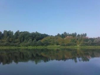 ...до реки 20метров.Адрес6 Рязанская область, Шиловский р., с.Муратово.