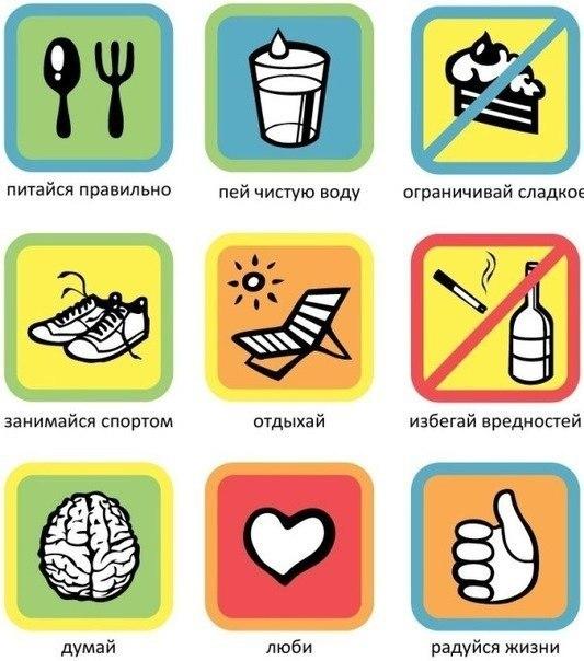 здоровый образ жизни залог здоровья детей