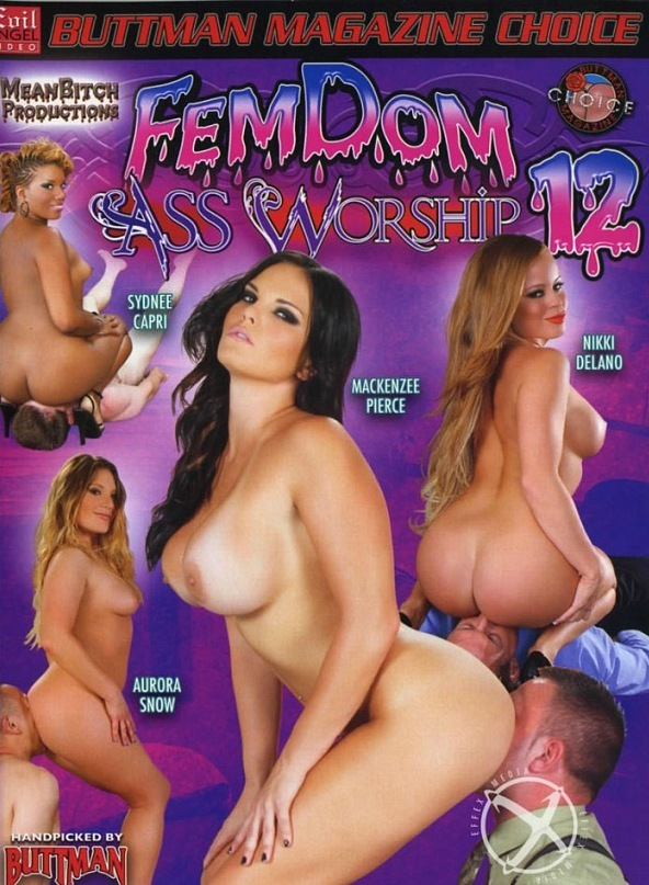 Femdom Ass Worship 12 / Femdom Поклонение Заднице 12 (2011/DVDRip) .