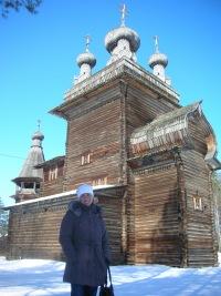 Наталия Воронова, 17 февраля , Архангельск, id50326897