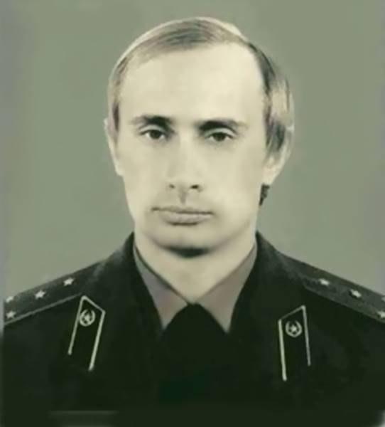 Путин поздравил с днем рождения кгб