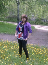 Настёна Лучик, 4 апреля 1992, Винница, id163835260