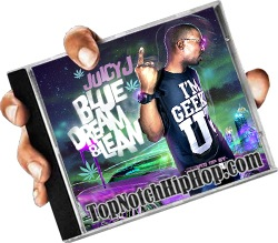 Juicy J - Blue Dream & Lean - 2011