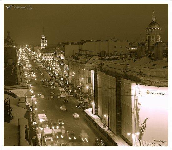 Николай Пузырёв   Санкт-Петербург
