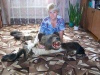 Жанна Дедова-герчикова, 7 декабря , Северодвинск, id104040197