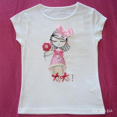 Украсить футболку своими руками