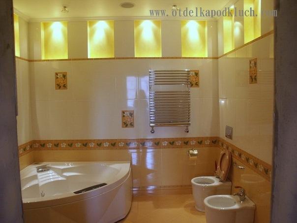 Дизайн интерьера ванной комнаты X_9fdedb51