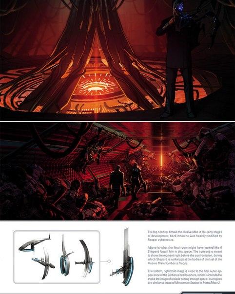 Артбук по вселенной Mass Effect - Официальные дополнения (DLC) - Моды Mass Effect