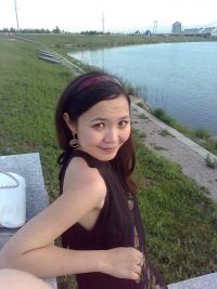 Айжан Жармагамбетова, Астана