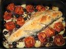 Рецепт с фото - Рыба по-средиземноморски: Запечь.