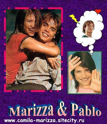 Марисса и пабло занимаются сексом