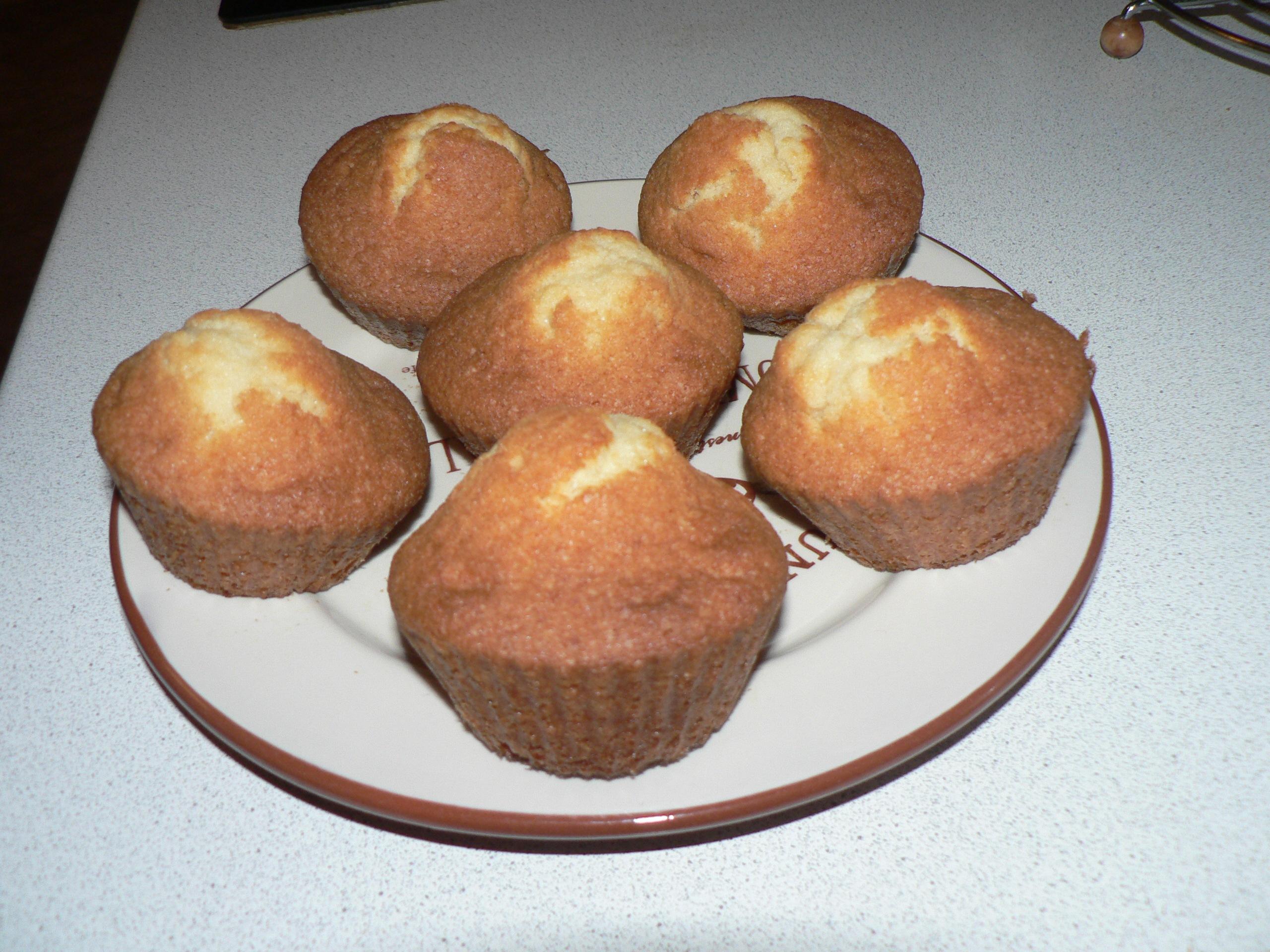 Фото рецепт воздушных кексов