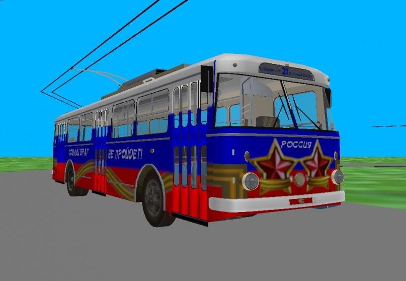 симулятор троллейбуса trancity скачать торрент