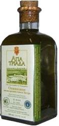 Органическое нефильтрованное оливковое масло Agia Triada, 500 мл