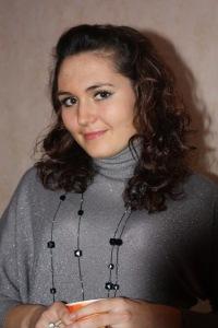 Анютик Перова, 3 ноября , Москва, id121655264