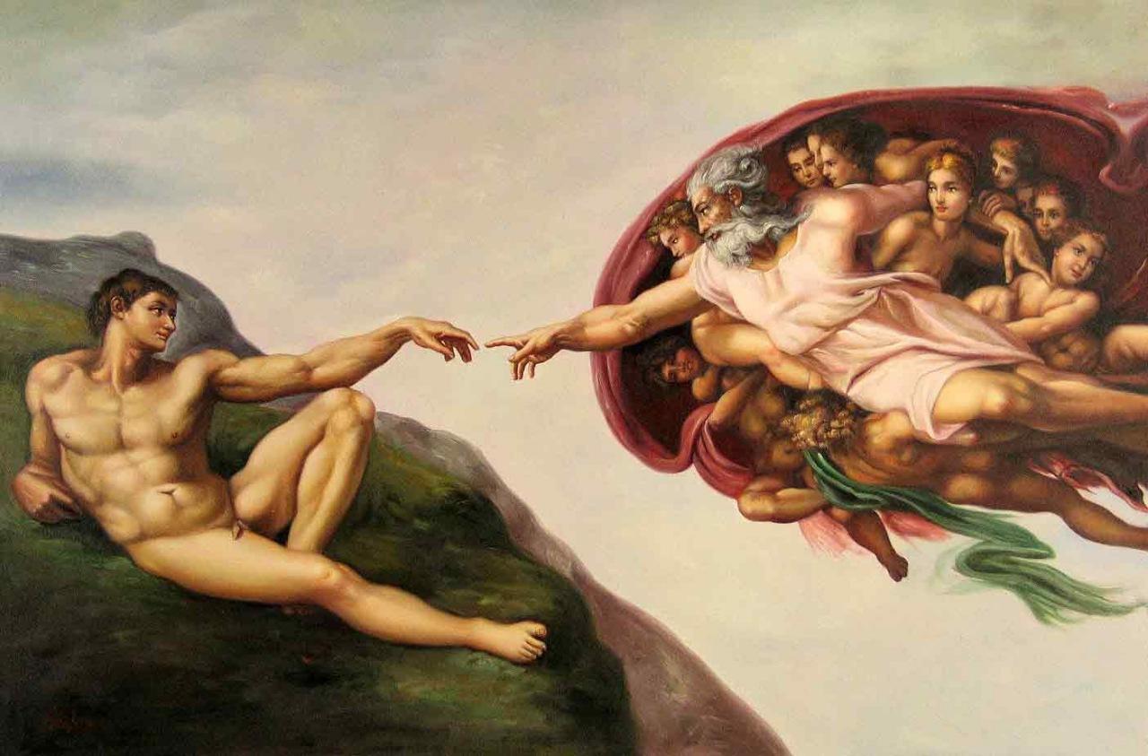 Сегодня исполняется 536 лет со дня рождения великого Микеланджело Буонаротти